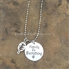 Family Is Everything Necklace