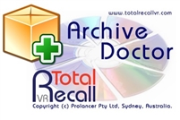 Total Recall VR Archive Doctor