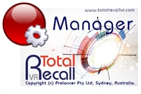 Total Recall VR Manager