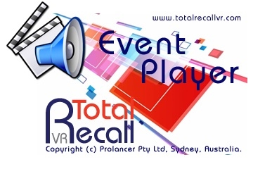 Total Recall VR Event Player