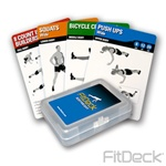 FitDeck Bodyweight Exercise Cards