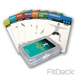 FitDeck Yoga Exercise Cards