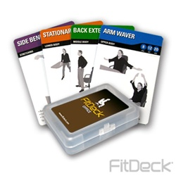 FitDeck Office Exercise Cards
