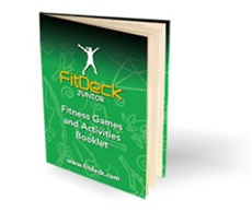 FitDeck Games and Activities Booklet