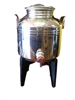 Stainless Steel fusti 3 Liter with Stand and Spigot