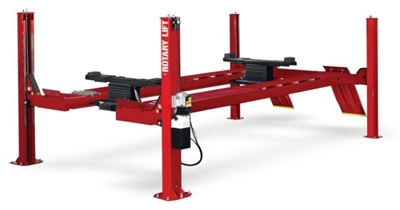 Rotary 14,000lb Alignment Open Front 4 Post