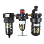 Filters, Regulators, Lubricators