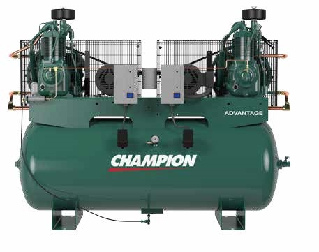CHAMPION ADVANTAGE SERIES AIR COMPRESSOR