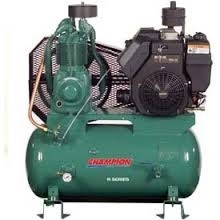 Champion Gas Driven Compressor
