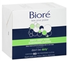 Biore Daily Deep Pore Cleansing Cloths 60 Count (10224)<br><br><br>Case Pack Info: 6 Units