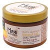 Maui Moisture Coconut Oil Curl Smoothie 12oz Jar (41953)<br><br><br>Case Pack Info: 6 Units