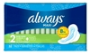 Always Pads Size 2 Maxi 32 Count Long Super (51515)<br><br><br>Case Pack Info: 6 Units