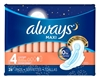 Always Pads Size 4 Maxi 26 Count Overnight (51519)<br><br><br>Case Pack Info: 6 Units