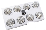 Standard Size 73mm LED Lamp Kit - Clear Lamps