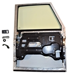 Def Fully Built Up Complete Left Hand Front Door 83-05 Manual Window No CL 1-2 Day Lead Time)
