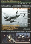Lockheed Twins of War A-28 C-60 PV-1 DVD