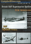 RAF Supermarine Spitfire Versions WWII Fighter DVD