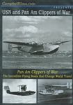 Pan Am Clippers of War M-130 B-314 DVD