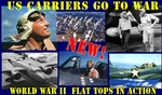 US Aircraft Carriers Go To War DVD