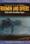 Submarines Frogmen and Divers UDT U.S. Navy DVD