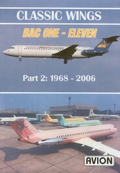 BAC-1-11 111 Jetliner Part 2 1968 2006 DVD