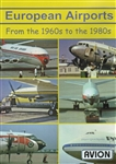 European Airports from the 1960s to the 1980s DC3 707 727 DC7 DC8 DC9 DVD