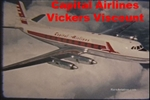 Capital Airlines Vickers Viscount DVD