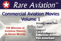 Commercial Aviation Movies Volume 1 DVD