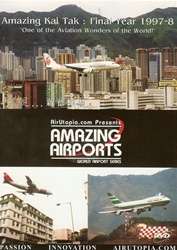 Kai Tak Hong Kong Airport The Final Year DVD