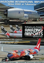 Melbourne International Airport DVD