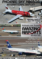 Phoenix Sky Harbor International Airport DVD