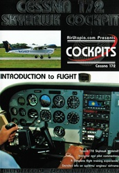Cessna 172 Cockpit Skyhawk - Introduction to Flight DVD