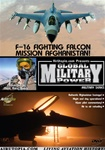 F-16 Fighting Falcon Mission Afghanistan DVD