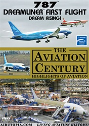Boeing 787 Dreamliner First Flight DVD