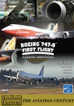 Boeing 747-8 First Flights DVD
