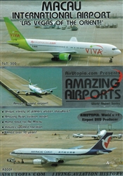Macau International Airport DVD