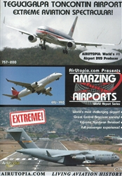Tegucigalpa Toncontin International Airport DVD