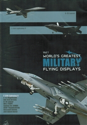 World's Greatest Military Flying Displays Vol 1 DVD