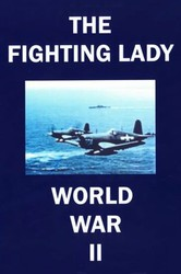 The Fighting Lady Yorktown Franklin Carrier WWII DVD