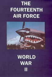 The Fourteenth Air Force Flying Tigers WW II P-40 DVD