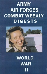 Army Air Forces Combat Weekly Digests WWII 16-20 DVD