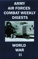 Army Air Forces Combat Weekly Digests WWII 21-25 DVD