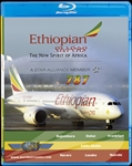 Ethiopian 787 Dreamliner Cockpit Blu-ray disc