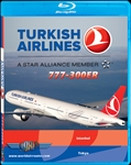 Turkish Airlines 777-300ER Cockpit Blu-ray disc
