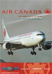 Air Canada 767-300ER Toronto to South America DVD