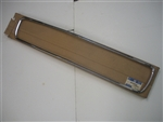 1969 Grille Molding Trim for Rally Sport, Surround Center, Chrome, GM NOS