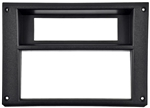 1982 - 1992 Camaro Console Dash Heater Control and Radio Bezel Face Plate, Replaces GM# 14023030