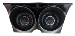 1967 Camaro Dash Instrument Cluster Assembly with Gauges and Speed Warning, GM Original Used