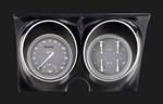 1967 - 1968 Dash Instrument Cluster Housing with Gauges (SG Series), Custom OE Style