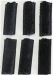 1970 - 1981 Camaro Door Window Glass Guide Anti-Rattle Fuzzy Felt Material